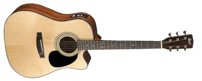 Электроакустическая гитара Cort AD850CE
