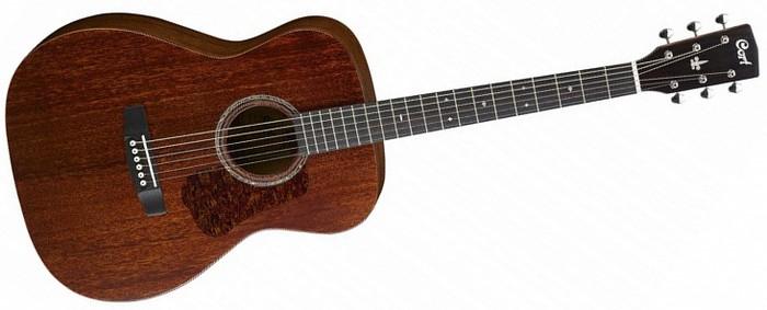 Концертная гитара Cort L450C NS