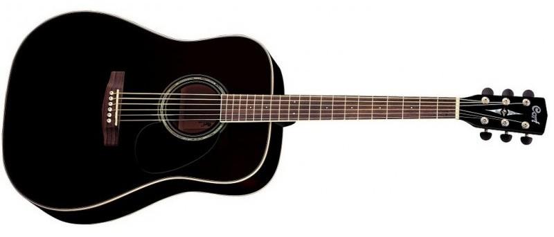 Акустическая гитара Cort Earth 100 BK