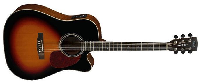 Акустическая гитара Cort MR710F