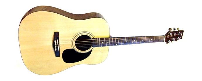 Акустическая гитара Martinez FAW-801