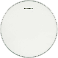 Пластики и мембраны Пластик для барабана Brahner BD-28White Coated