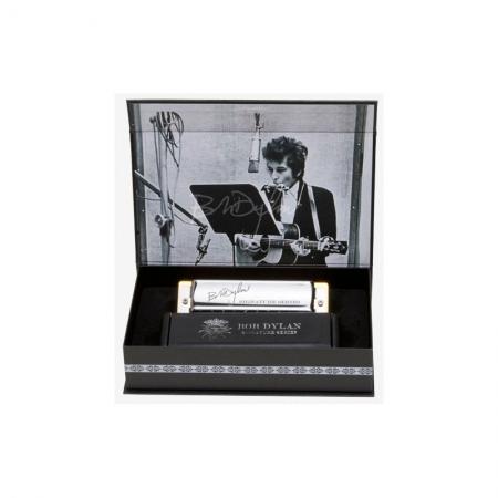 Губная гармошка Bob Dylan Signature Series C