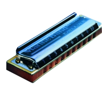 Губная гармошка Hohner Marine Band Deluxe C-major