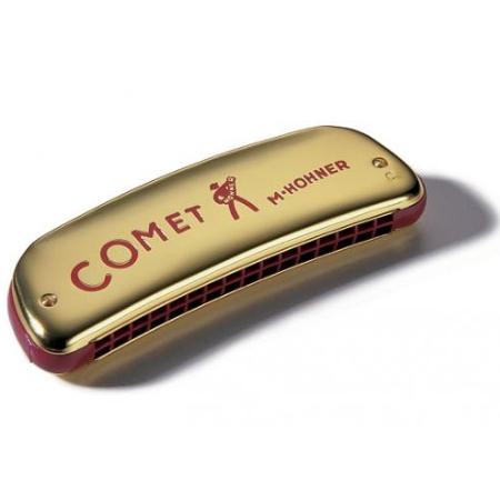 Губная гармошка октавная Hohner Comet M2503017