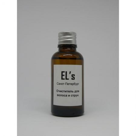 Очиститель для волоса и струн скрипок EL`s CLN-2