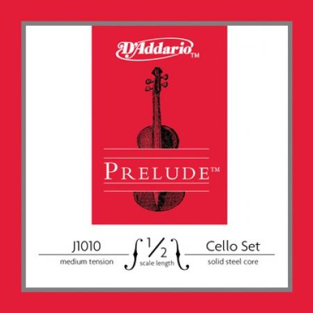 Струны для виолончели Daddario Prelude J1010