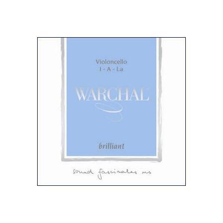 Комплект струн для виолончели Warchal Brilliant 92