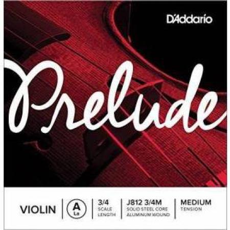 Вторая струна для скрипки D`Addario Prelude