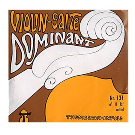 Струна A для скрипки Thomastik Dominant 131