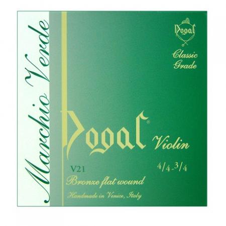 Струна D для скрипки Dogal Marchio Verde V213