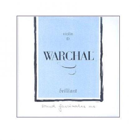 Струна D для скрипки Warchal Brilliant 903S