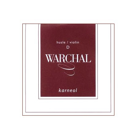 Струна D для скрипки Warchal Karneol 503