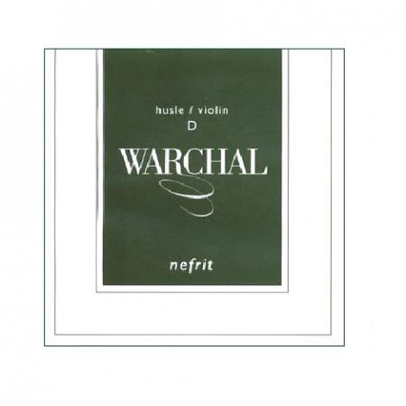 Струна D для скрипки Warchal Nefrit 103