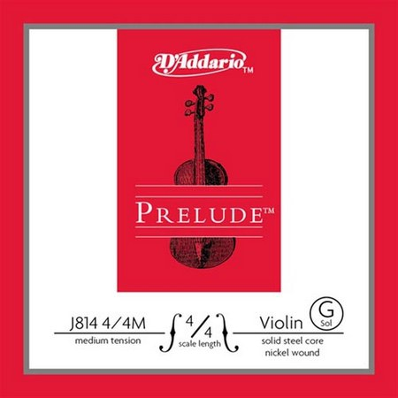 Четвертая струна D\'Addario Prelude