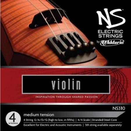 Комплект струн для электроскрипки NS310 NS Electric