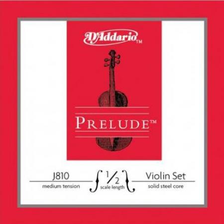 Комплект струн для скрипки D`Addario Prelude