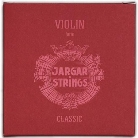 Комплект струн для скрипки Jargar Classic Forte Red 021