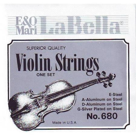 Скрипичные струны La Bella 680