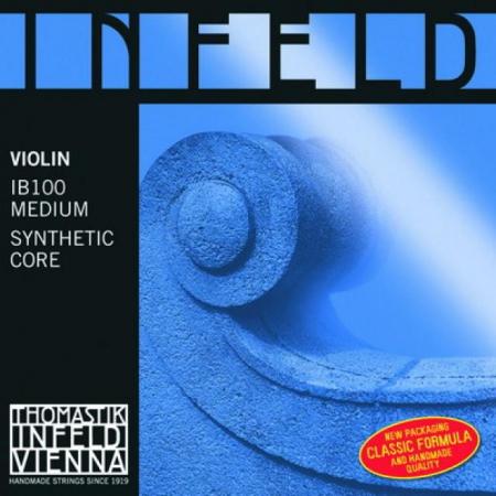 Струны для скрипки Thomastick IB100 Infeld Blau