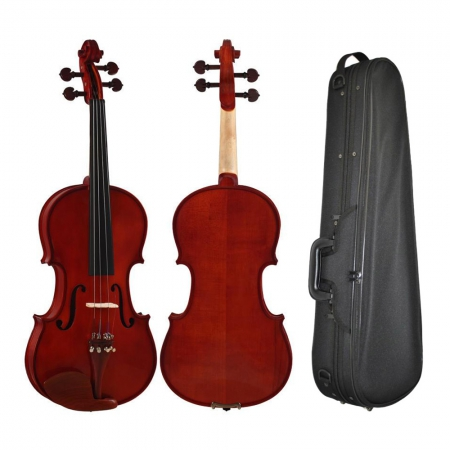 Детская скрипка четвертушка Bihemia MV 012 C4