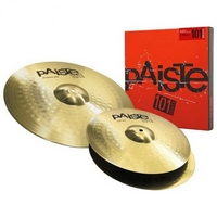 Комплект Paiste 101 Brass Essential Set 14-18