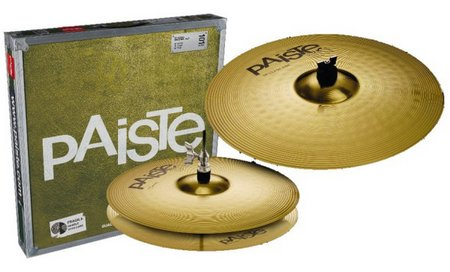 Комплект Paiste 101 Brass Essential Set 13-18