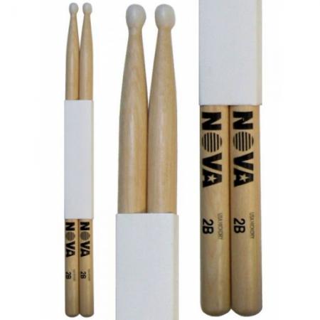 Барабанные палочки Nova 2BN