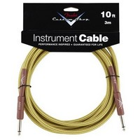 Fender Custom Shop 10` Insrtument Cable Tweed