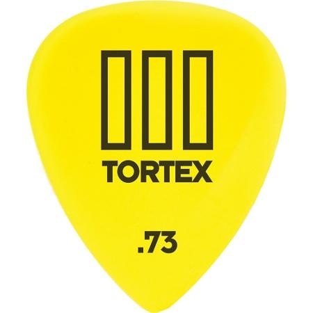 Набор медиаторов Dunlop 462P.73 Tortex TIII  12 шт