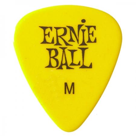 Желтый медиатор Erni Ball