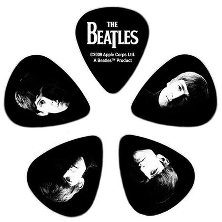 Набор медиаторов The Beatles в жестяной коробке