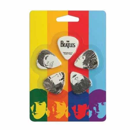 Медиаторы Beatles Revolver 1CWH4-10B1