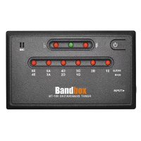 Тюнер для гитары Bandbox BT-100
