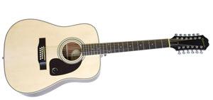 Двенадцатиструнная гитара EPIPHONE DR-212