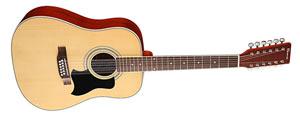 Двенадцатиструнная гитара Homage LF4128 с чехлом