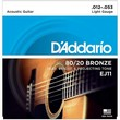 D'ADDARIO 80/20 Bronze