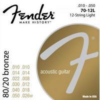 Fender Bronze 80/20