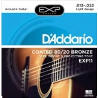 D'ADDARIO EXP COATED 80/20