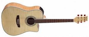 Акустическая гитара Martinez FAW-2018CEQ