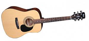 Электроакустическая гитара Cort AD 810E