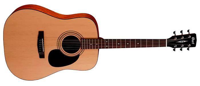 Акустическая гитара Cort AD 810 NAT