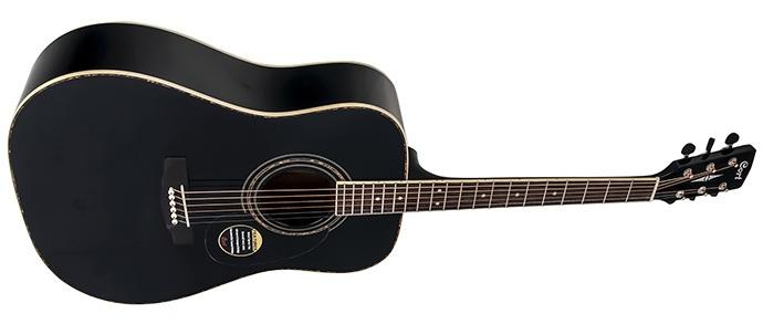 Акустическая гитара Cort AD880BK