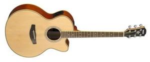 Электроакустическая гитара Yamaha APX-700II NA