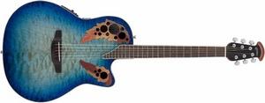 Электроакустическая гитара Ovation CE48P-RG Celebrity
