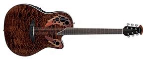 Электроакустическая гитара OVATION CE48P-TGE