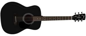 Электроакустическая гитара Cort CJ1F BK