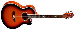 Фолк гитара Colombo 401C SB