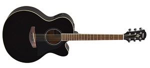 Акустическая гитара Yamaha CPX600BL