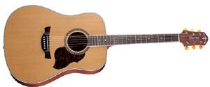 Акустическая гитара Crafter D-7